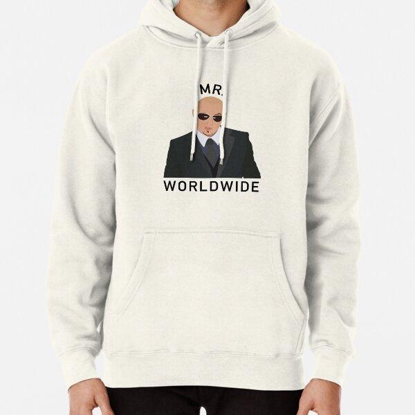Pitbull Mr. Worldwide Hoodie