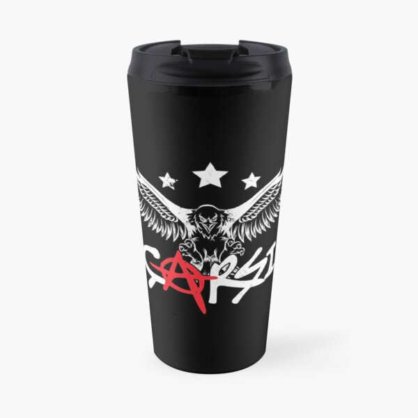 Besiktas Carsi Eagle T Shirt Travel Mug