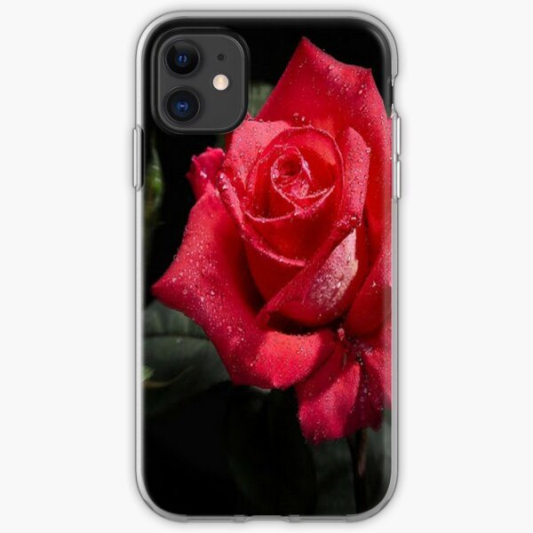 Red Rose Wallpaper Iphone Cases Covers Redbubble