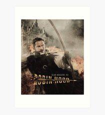 Regal Con - Robin Hood v2 Art Print