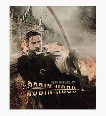 Regal Con - Robin Hood v2 Photographic Print