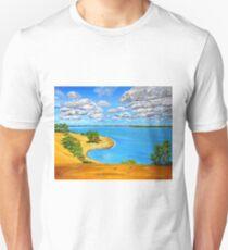 Dune beach Sandbanks Ontario Unisex T-Shirt