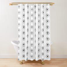Orphan Black Shower Curtain