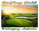Golfing Gold  by Ray Warren