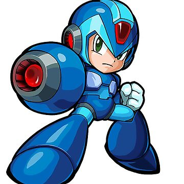Megaman X by TPGraphic