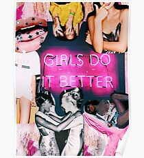 GIRLS DO IT BETTER Poster