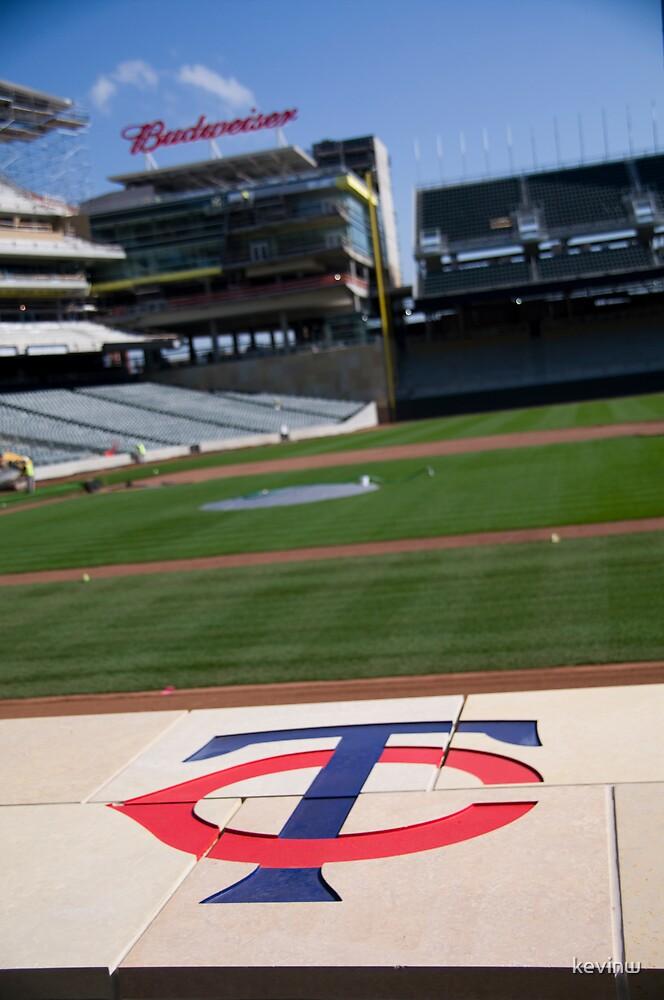 New Minnesota Twins outdoor baseball stadium by kevinw