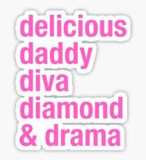 Jeffree Star Dogs Sticker