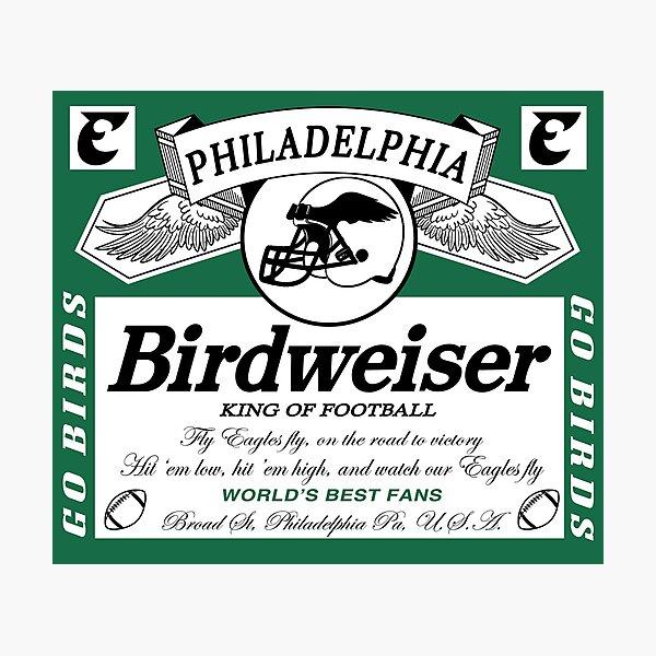 Birdweiser 1 Photographic Print