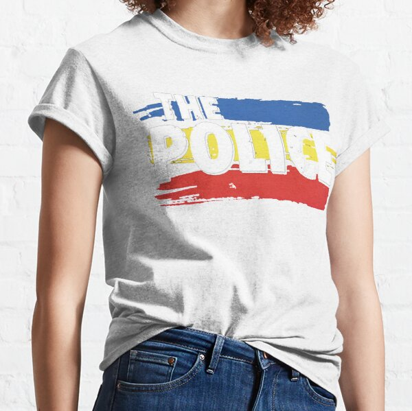 The Police Classic T-Shirt