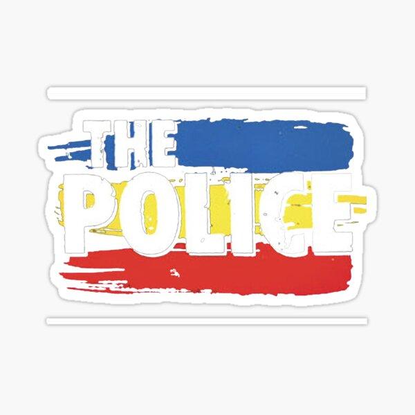 The Police Sticker