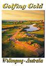Golfing Gold III by Ray Warren