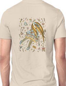 Down, Down, Down Unisex T-Shirt