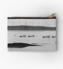 Boats in Maine  Studio Pouch