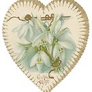 1890's Valentine Card2 by Don A. Howell
