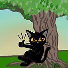 Shade of tree by BATKEI