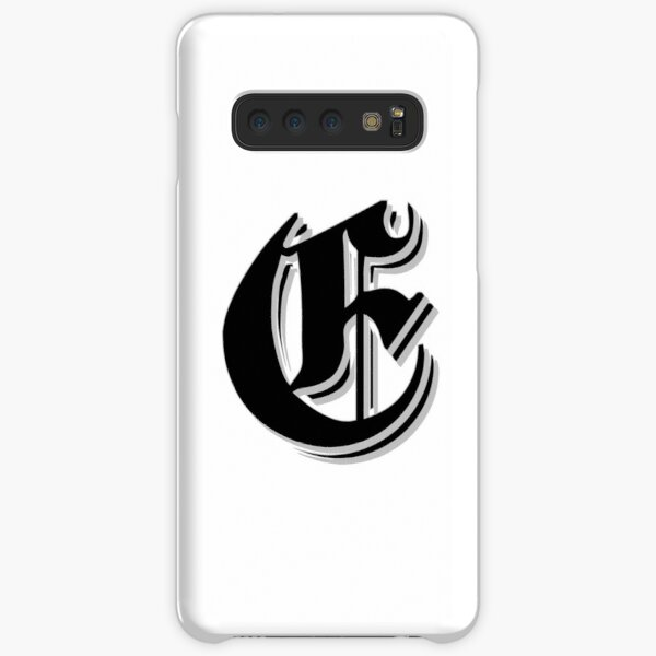 """Fifth Letter"" (Olde English) Samsung Galaxy Snap Case"
