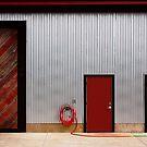 Door Number Three by Rebecca Cozart