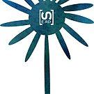 Spiky Flower by studioerd