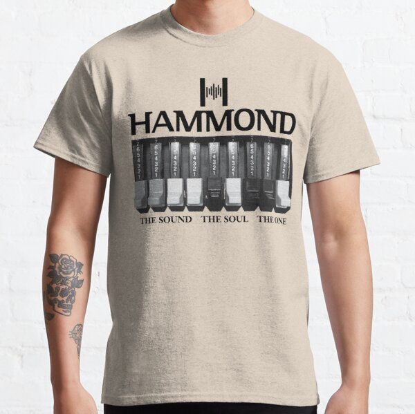 Hammond Organ logo and graphics Classic T-Shirt