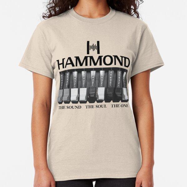 Hammond Organ logo and graphics Classic T-Shirt