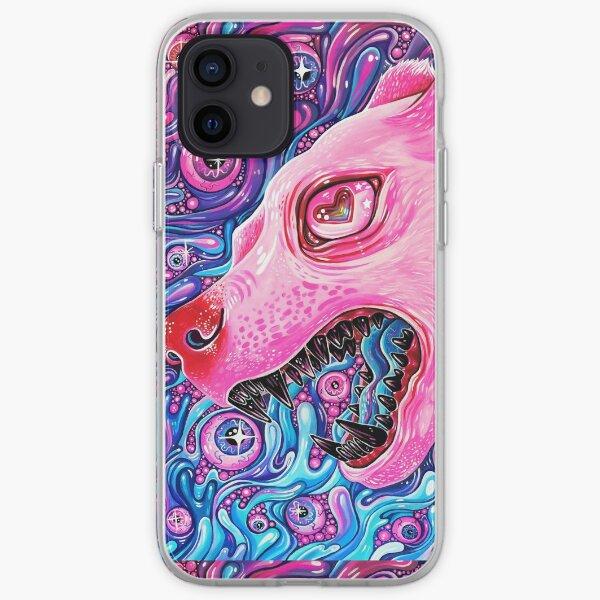 GlitterBear iPhone Soft Case