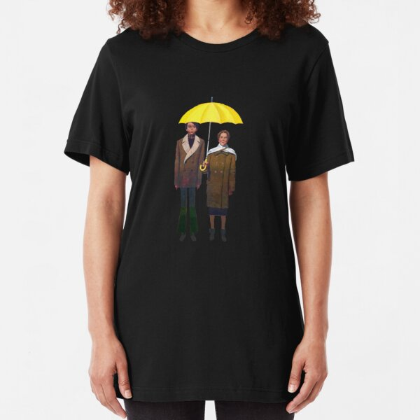 Harold and Maude  Slim Fit T-Shirt