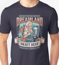 Dreamland Draft  Unisex T-Shirt