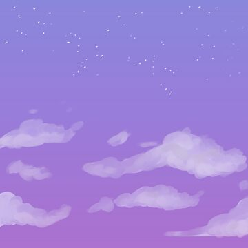 Constellations at sunset by jurner