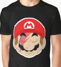 Super Starman Bros mash-up Graphic T-Shirt
