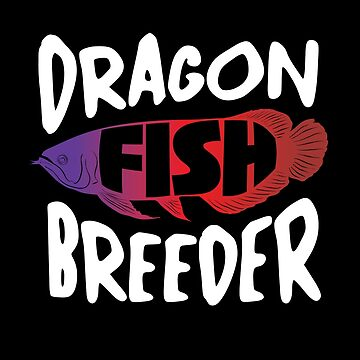 Dragon Fish Breeder Arowana Asian Red by screenworks