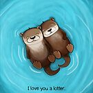 I Love You a Lotter by KickingCones