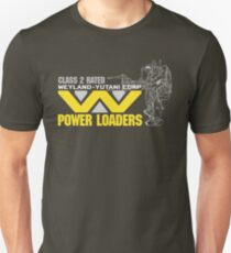 Weyland Yutani Power Loaders T-Shirt
