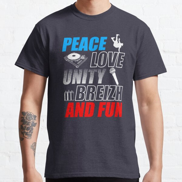 PEACE AND FUN [REMASTERED] T-shirt classique