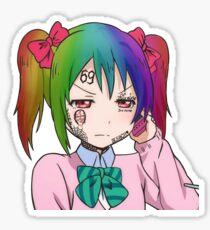Soundcloud Nico Sticker