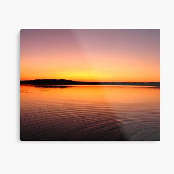 Turee Sunset II Metal Print