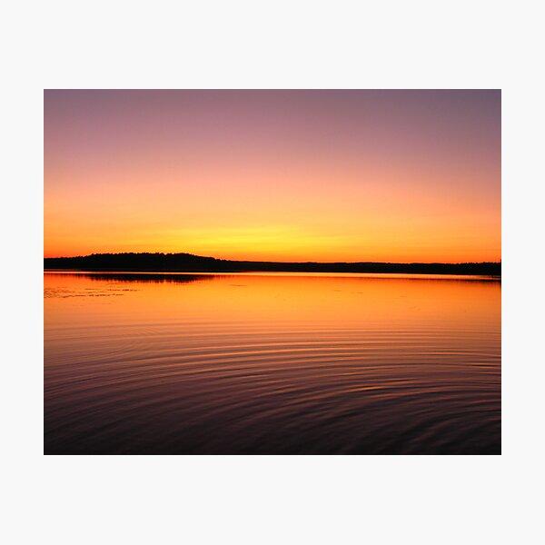 Turee Sunset II Photographic Print