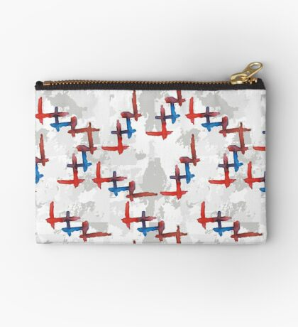 abstract t Studio Pouch