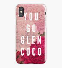 You Go Glen Coco iPhone Case/Skin