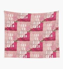 You Go Glen Coco Wall Tapestry