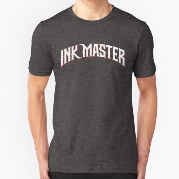 Ink Master - tattoo Slim Fit T-Shirt