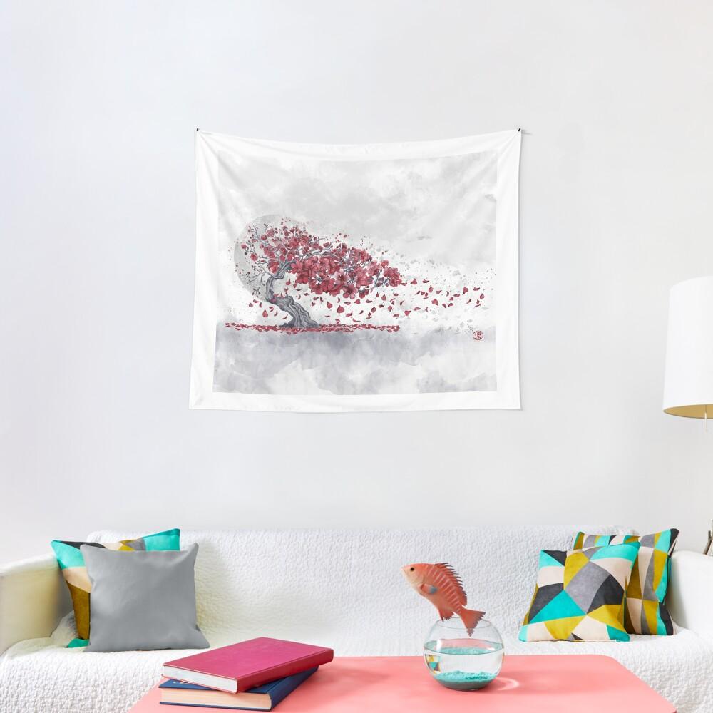 Flor de cerezo - Sakura Tela decorativa