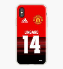 Lingard - Manchester United Home 2018/19 iPhone Case
