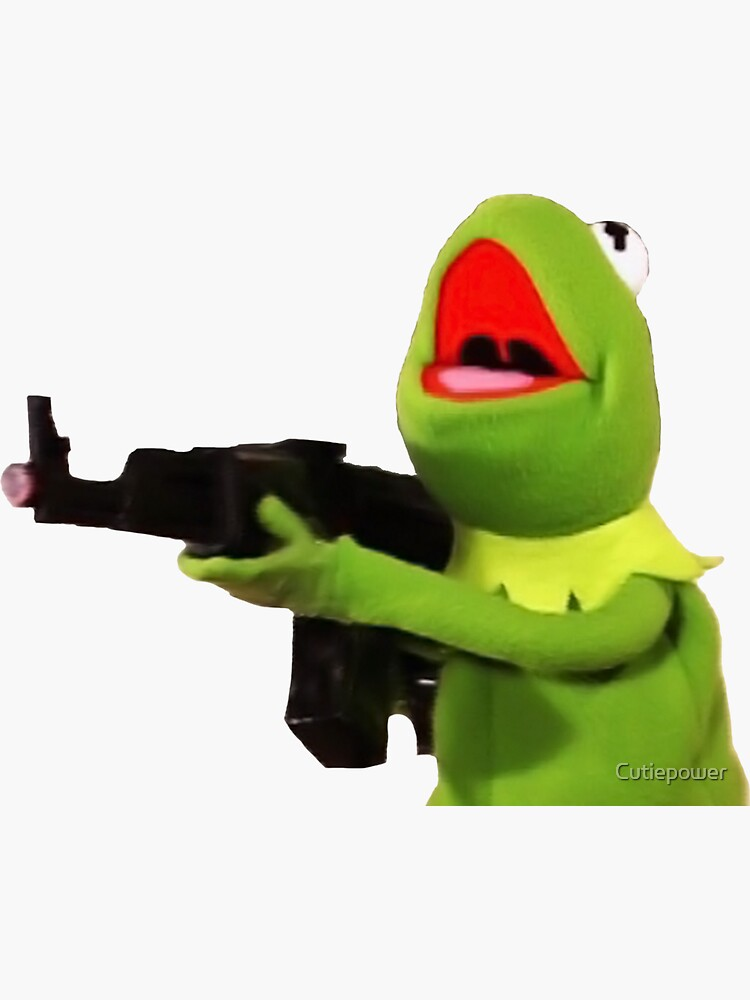 Kermit REEEE by Cutiepower