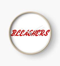 bleachers Clock