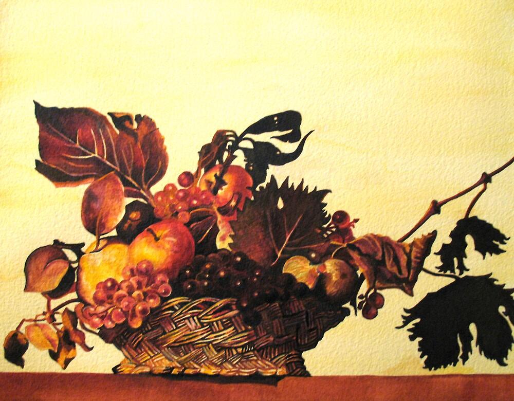 Caravaggio Master Copy by meganelizabeth