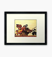 Caravaggio Master Copy Framed Print