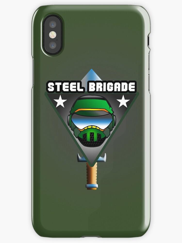 STEEL BRIGADE. by gerrorism