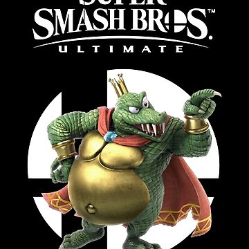 Super Smash Ultimate Bros - Captain FalconKing K. Rool by exceedingdeath