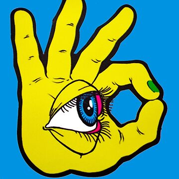 Eye Five High Five by lostsheep007